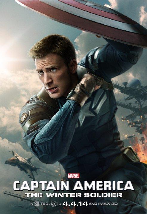 Captain America The Winter Soldier Stream