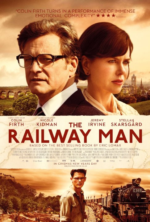 Watch Free The Railway Man Full Movie Online Streaming HD